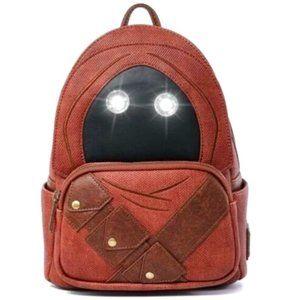 Disney Loungefly Star Wars Jawa Light Up Backpack